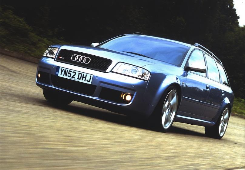 Audi RS6/RS6 Avant (2002 – Present)