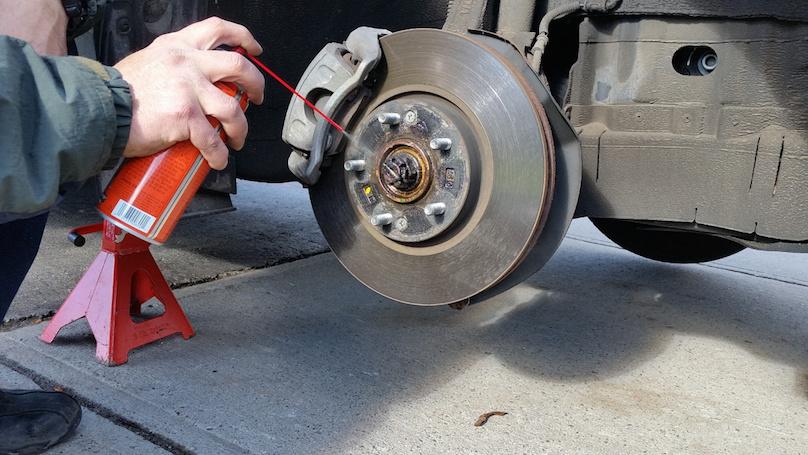 inspect brakes