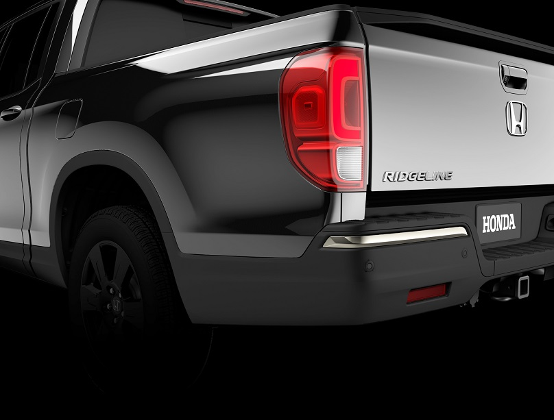 Honda Ridgeline preview