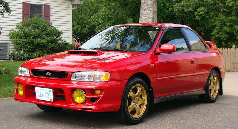 Awesome The Impreza 2.5RS Coupe Was Introduced In 1998 To The Canadian Market As  The First Rally Inspired Subaru Available To The Everyday Consumer.