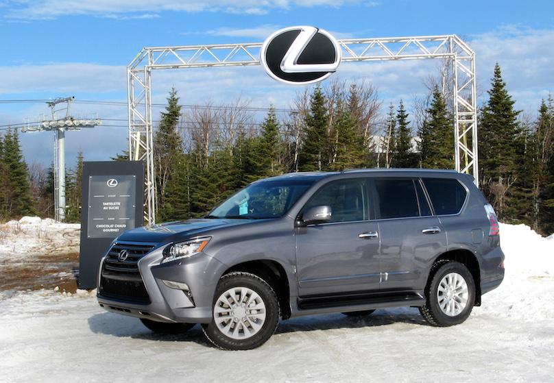 lexus winter drive