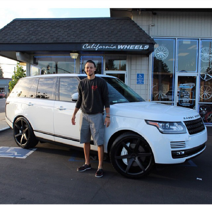 10 NBA Players Cars – WHEELS.ca