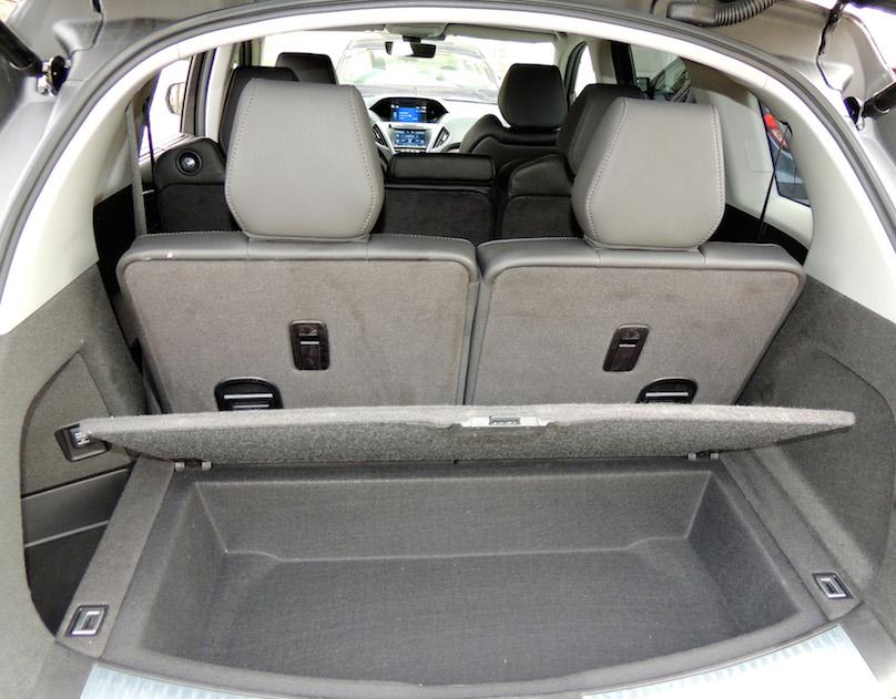 Acura Mdx Underfloor Storage