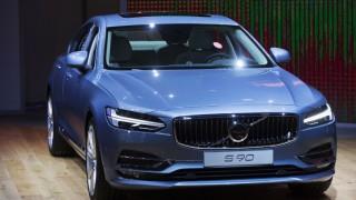 Detroit Auto Show 2016 Volvo S90