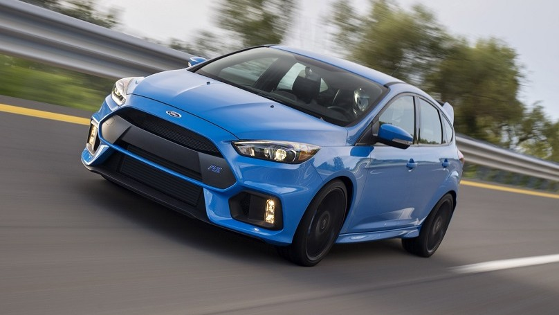 Ford Focus RS: All 4 Driving Modes In A Brief