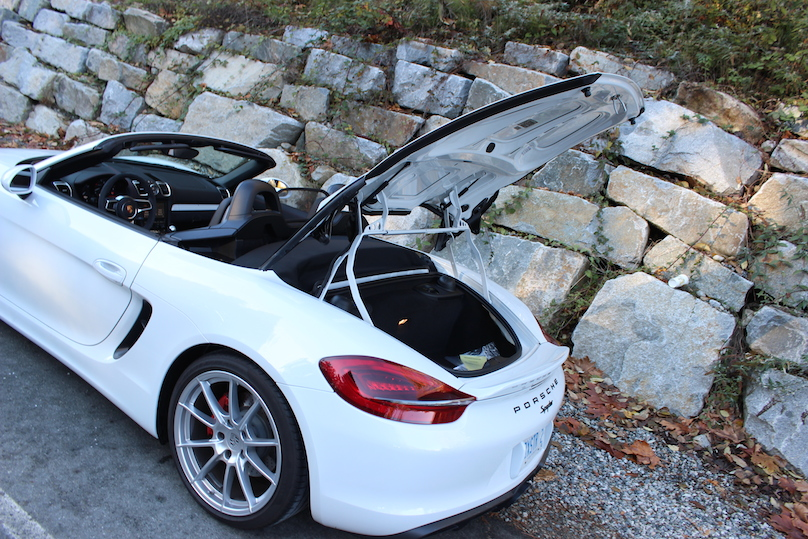 boxster spyder roof