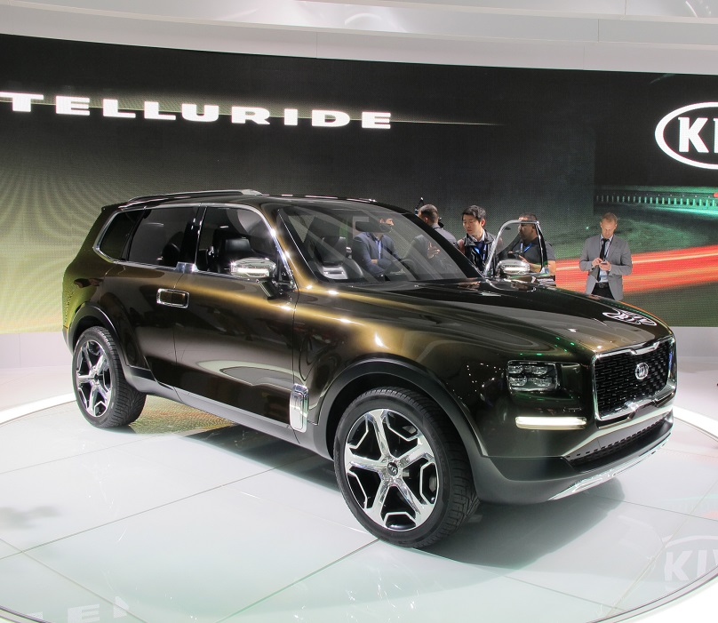 Korean Carmakers Prominent In 2016 NAIAS