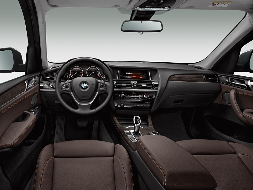 The X3 Is Also Available With A 20 Litre Gasoline Four Cylinder Engine That Creates 241 Horsepower And An Inline Six Good For 300