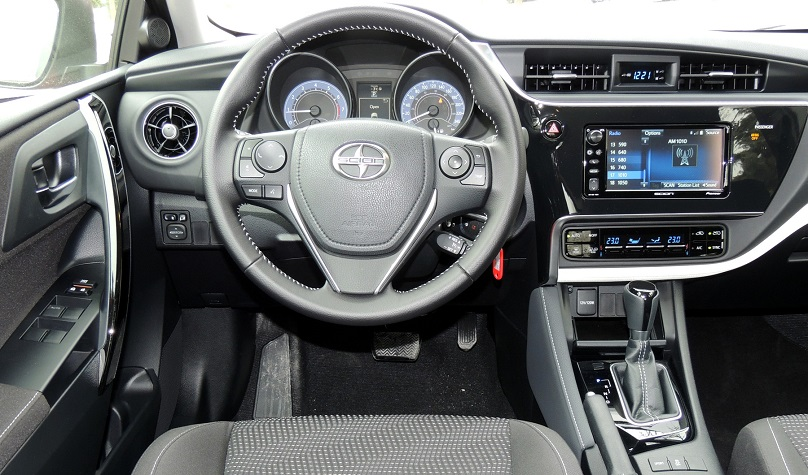 2016 Scion dash