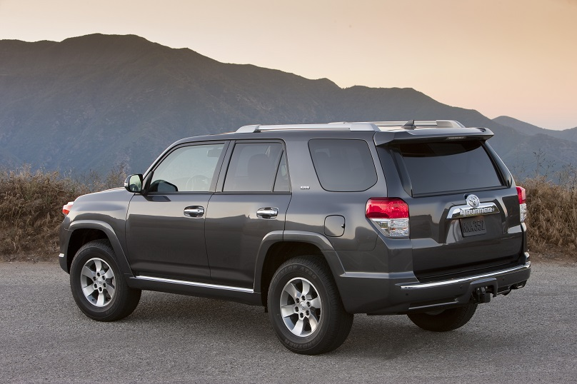With The V8 Retired, The New Six Cylinder Was Left To Do The Heavy Lifting  U2014 Or Hauling, With Its Useful 2267 Kg Towing Capacity. The 4Runner Took A  Ho Hum ...