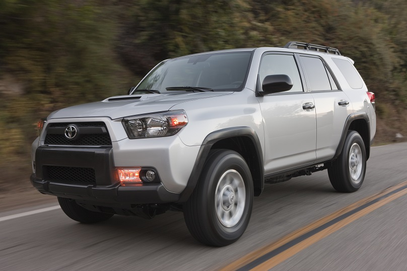 second hand toyota 4runner has sterling reputation for. Black Bedroom Furniture Sets. Home Design Ideas