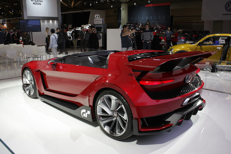 A Visual Tour Of The Toronto Auto Show WHEELSca - How much are auto show tickets