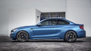 Briliant Blue 2 BMW M2 Coupe
