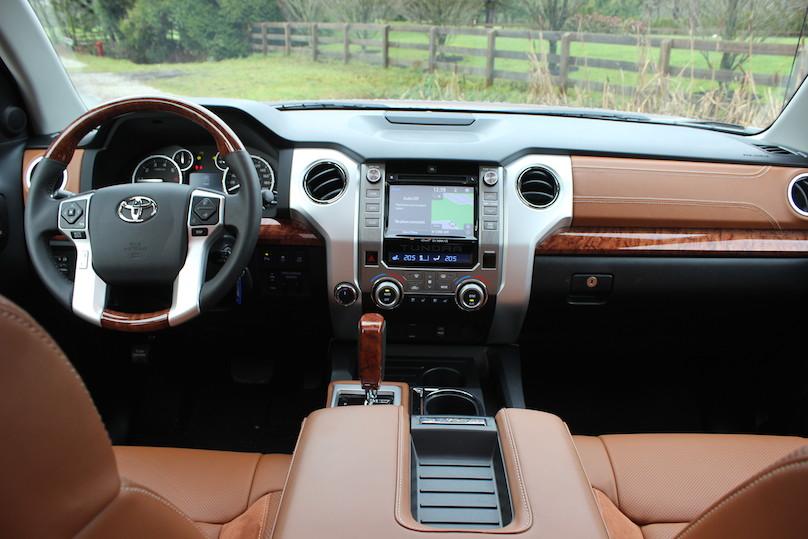 tundra 1794 edition toyota interior 1792 wheels gritty classy trd start pro