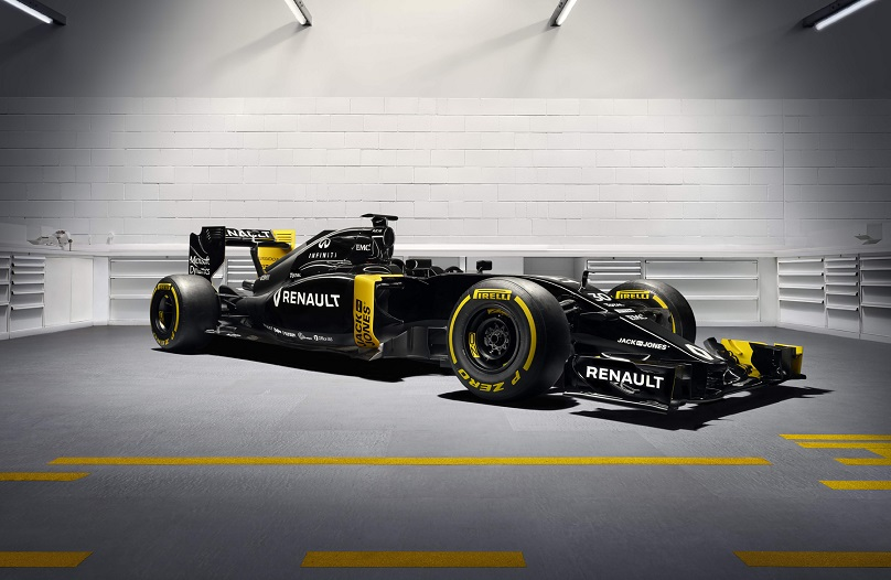Infiniti's Formula One involvement progresses