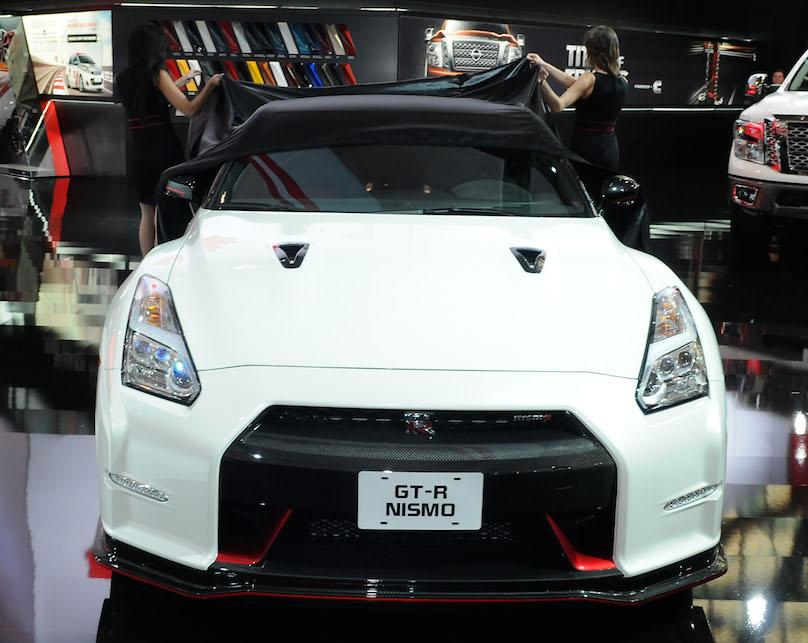 Nissan Titan Front