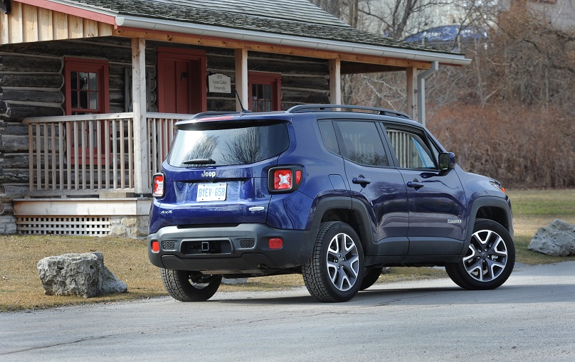 Jeep Renegade Versions >> 2016 Jeep Renegade North 4X4 Review - WHEELS.ca