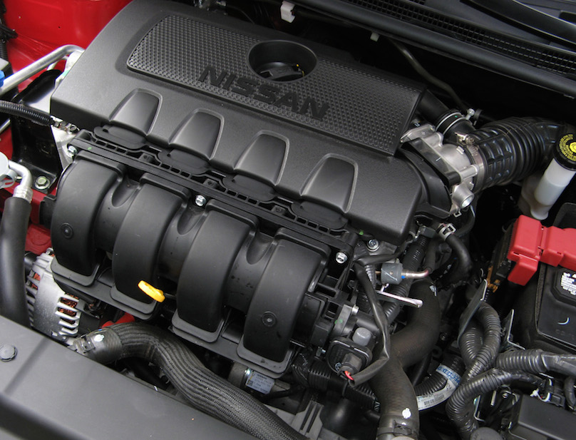 2016 Nissan Sentra Engine