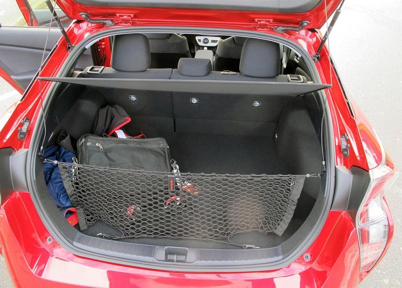 Prius cargo