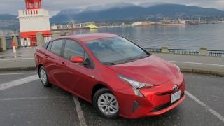 Toyota Prius 2016 main