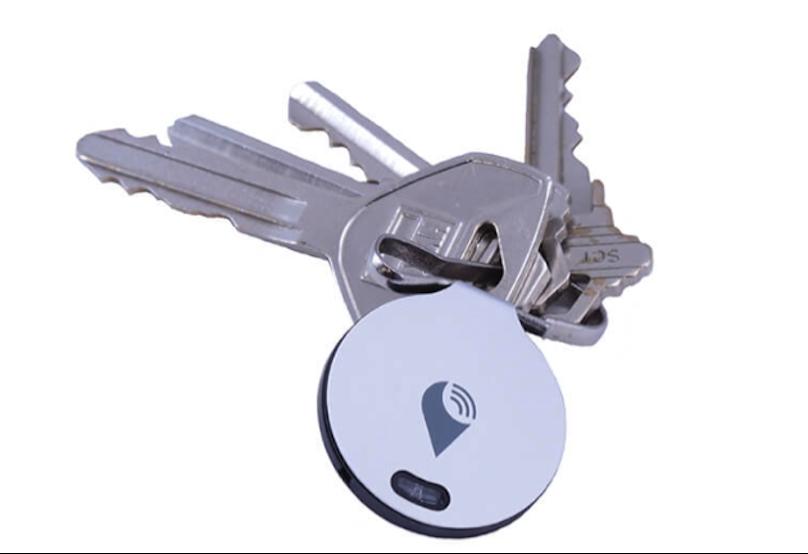 trackr keychain