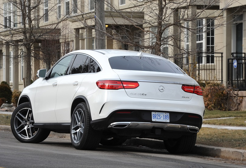 2016 Mercedes Benz Gle 350d Putting The Sport In Sport