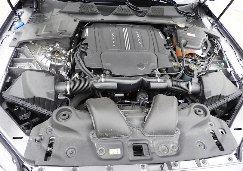 XJL engine