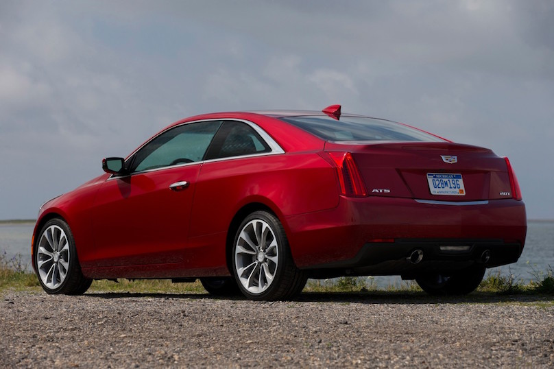 ats coupe rear