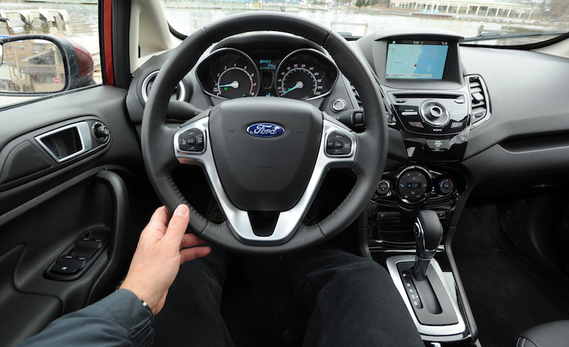 These Latest Technologies Bolster An Up To Date Titanium Cabin Replete With Leather Appointments Rear View Camera And Reverse Sensing 8 Speaker SONY Audio