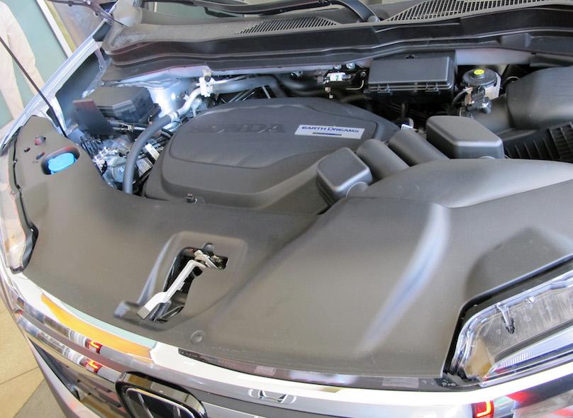 ridgeline engine