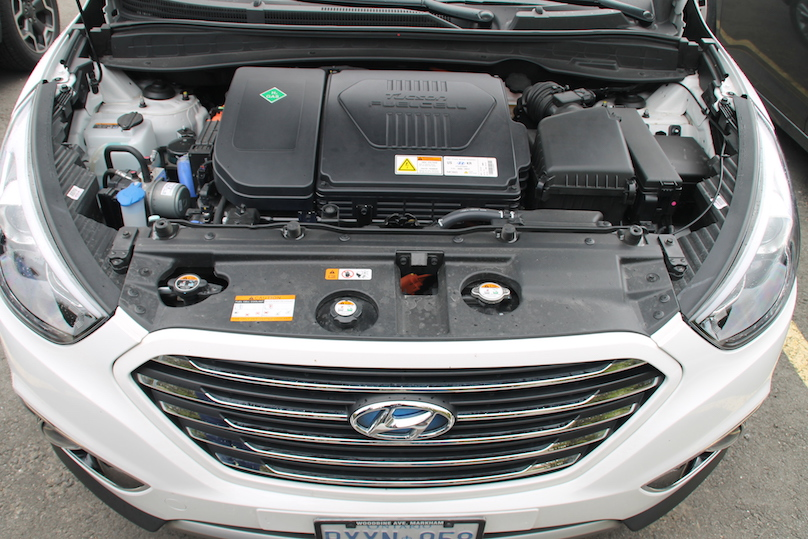 FCEV engine