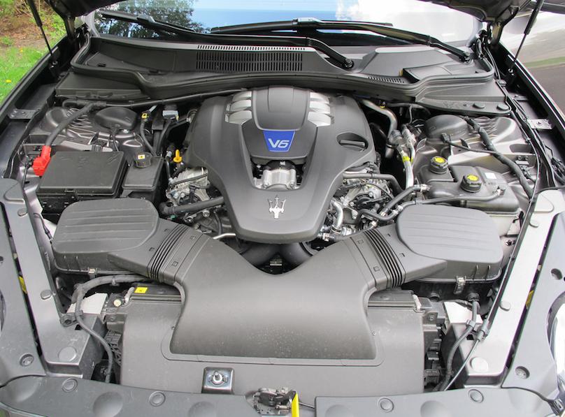 Quattroporte S4