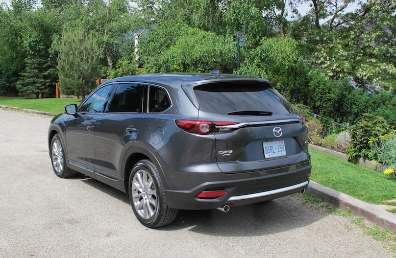 Mazda CX-9 rear