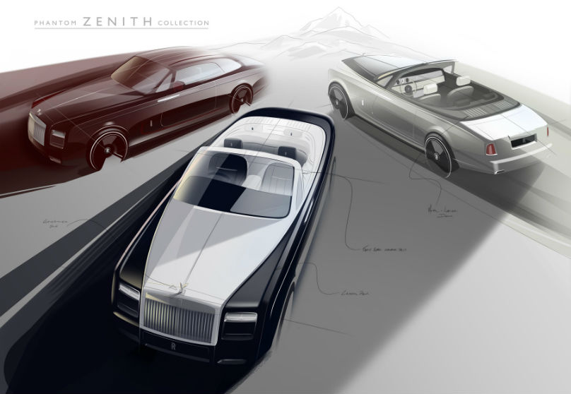Rolls Zenith collection
