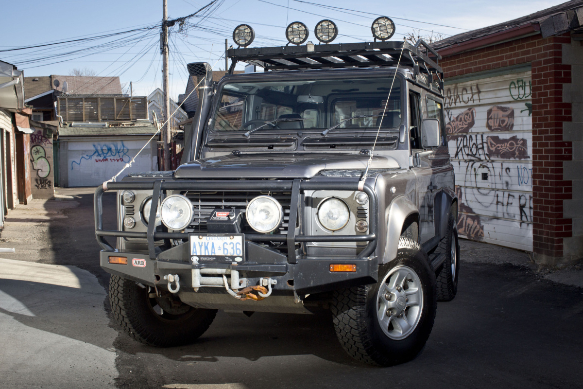 symbol ii landrover arb bumper discovery daystar series preview status transport recoil no ain t cam trail box land can rover