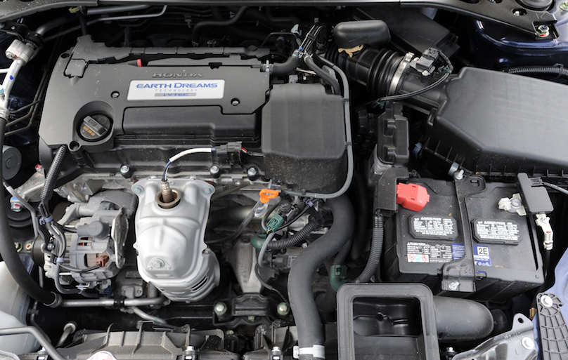 accord engine