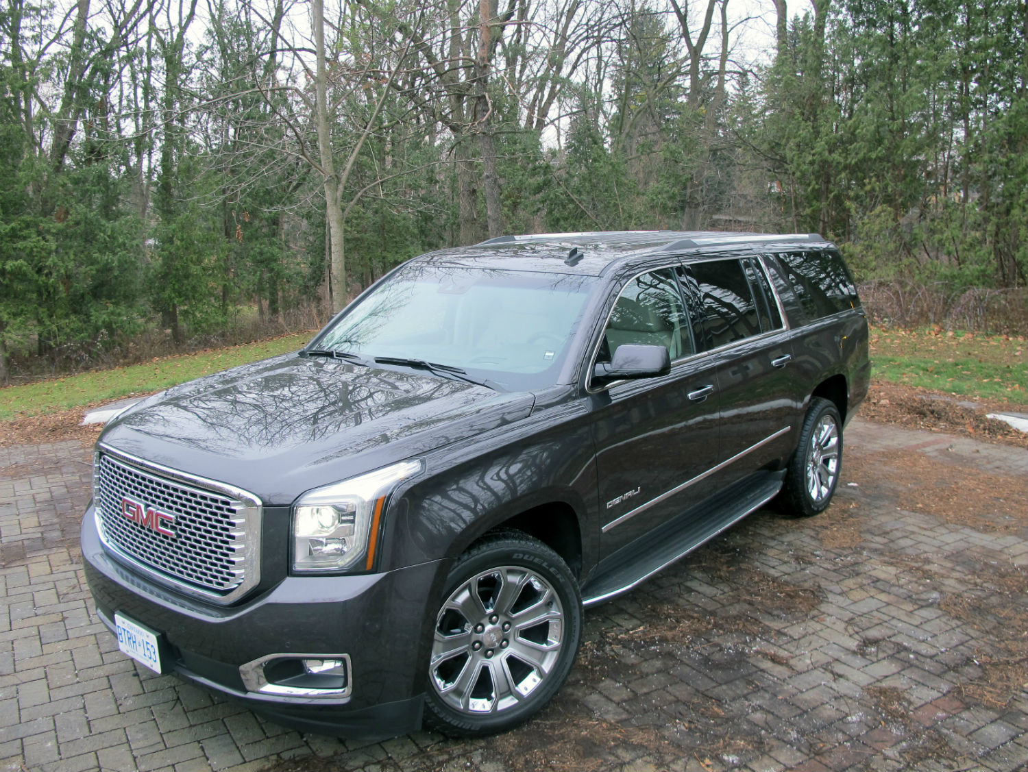 2015 gmc yukon denali review. Black Bedroom Furniture Sets. Home Design Ideas