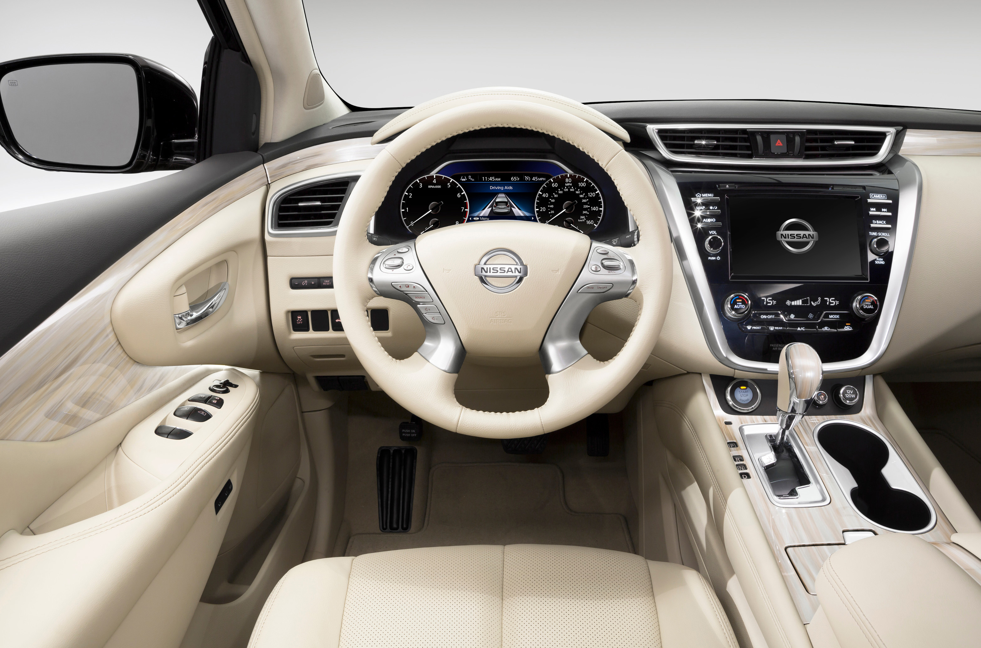 Car Reviews Nissan Murano
