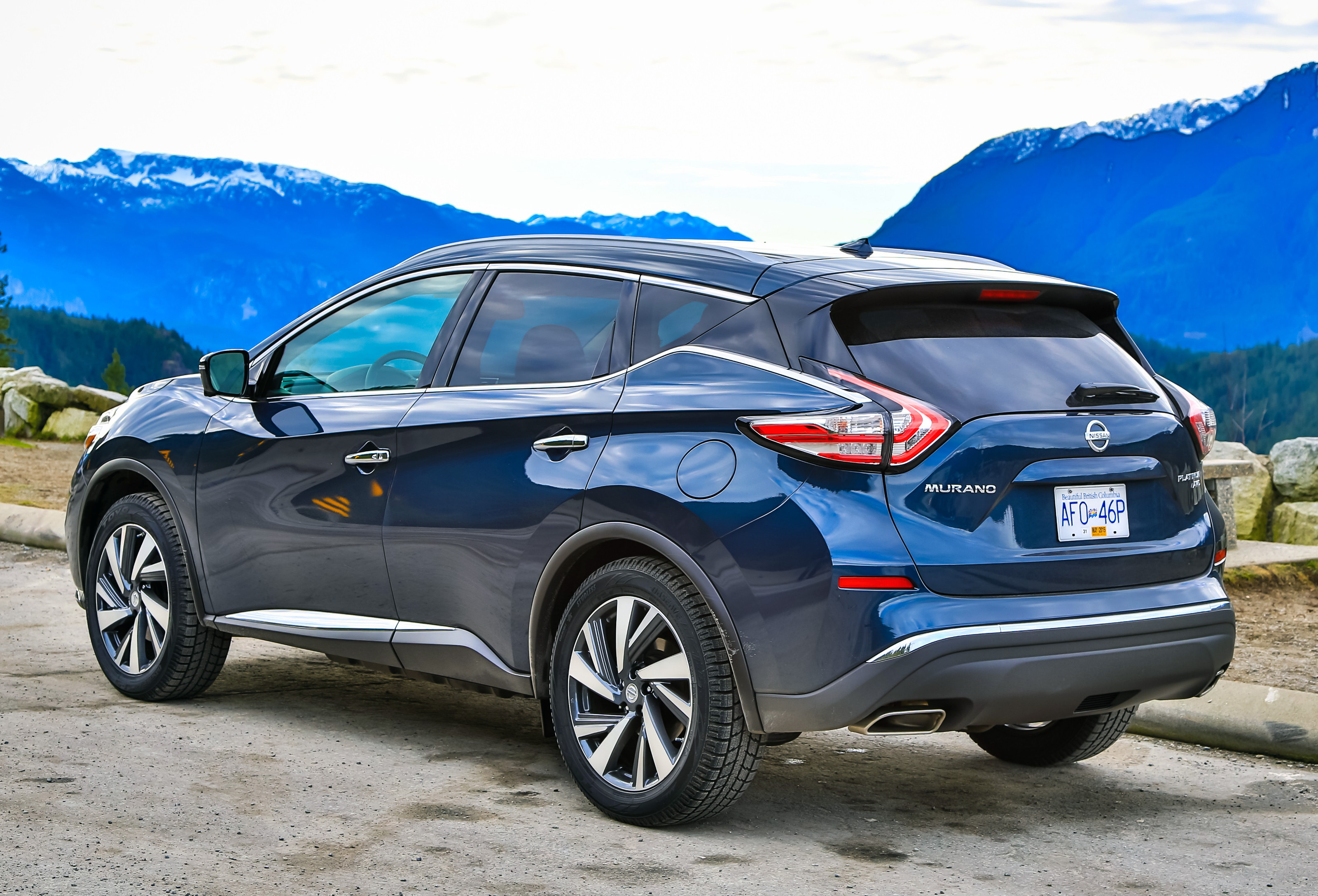 2015 Nissan Murano Review Wheels Ca