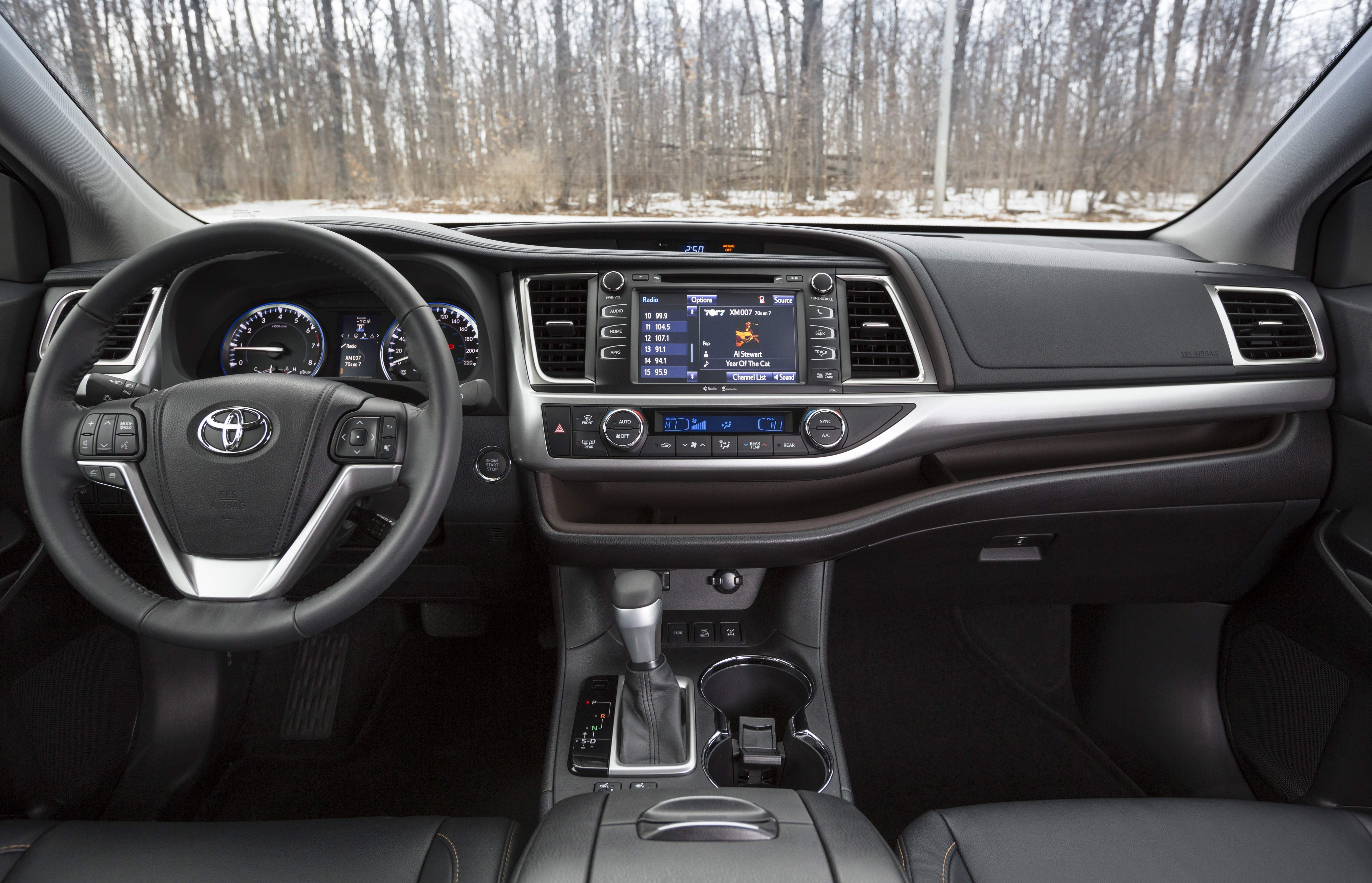 2015 toyota highlander review. Black Bedroom Furniture Sets. Home Design Ideas
