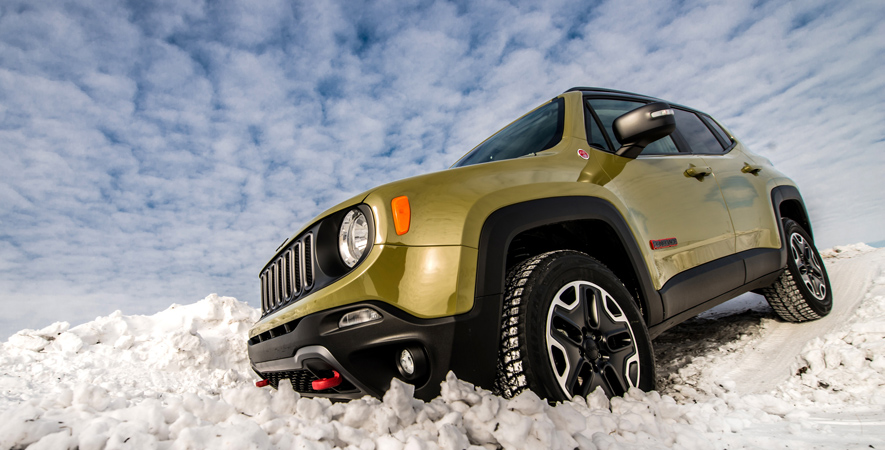 Fiat Chrysler Automobiles Winter Drive Wheels Ca