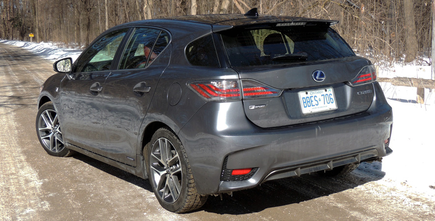 2015 lexus ct 200h fsport review � wheelsca