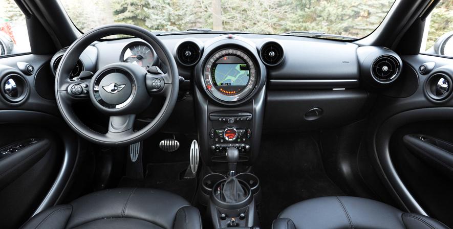 2015 Mini Countryman All4 Review Wheelsca