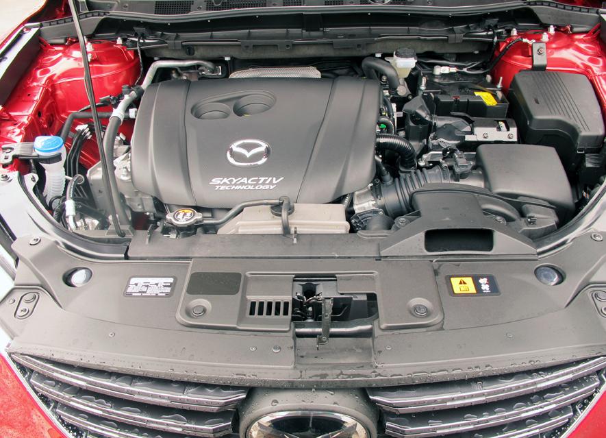 2016 Mazda Cx 5 Gt Review Wheels Ca