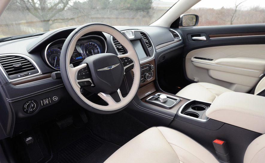 2015 chrysler 300c platinum review. Black Bedroom Furniture Sets. Home Design Ideas