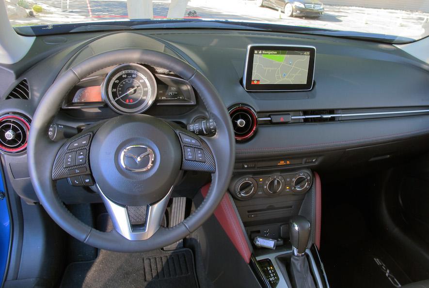 2016 Mazda Cx 3 Sub Compact Cuv Wheels Ca