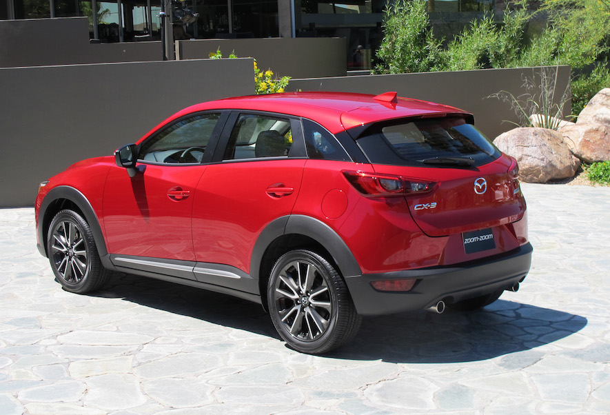 Mazda  Used Car Review