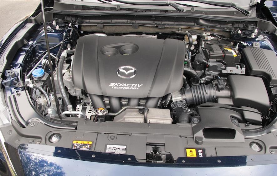 2016 Mazda 6 Grand Touring Review Wheels Ca
