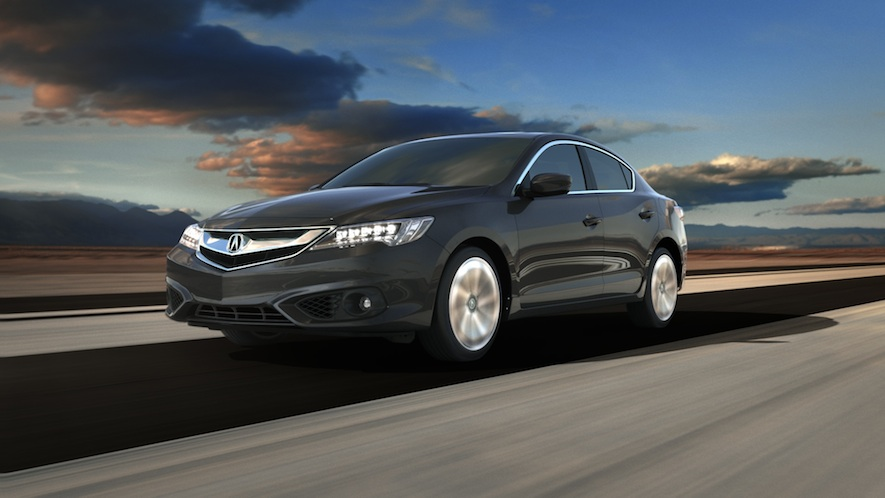 2016 Acura Ilx Review Wheels Ca