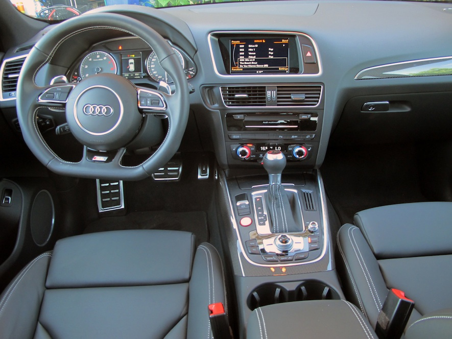 2015 Audi Sq5 Review Wheels Ca